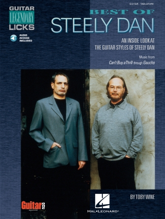 Product Cover for Best of Steely Dan