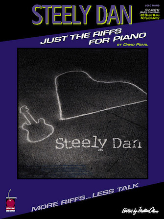 Product Cover for Steely Dan – Just the Riffs for Piano
