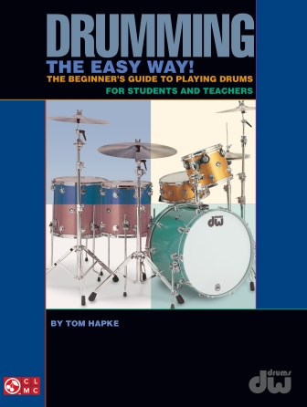 Product Cover for Drumming the Easy Way!
