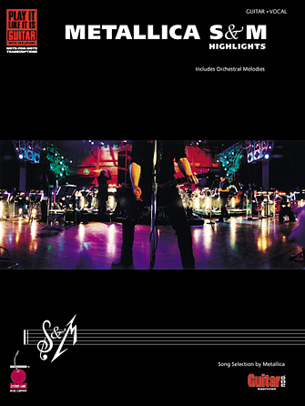 Product Cover for Metallica – S&M Highlights