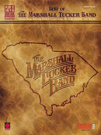 Product Cover for Best of The Marshall Tucker Band