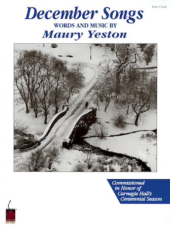 Product Cover for Maury Yeston – December Songs