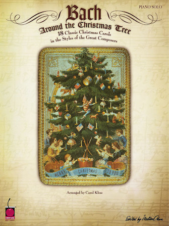 Product Cover for Bach Around the Christmas Tree