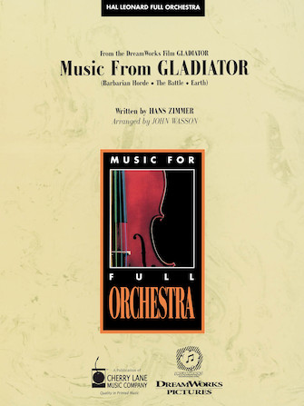 Product Cover for Music from Gladiator