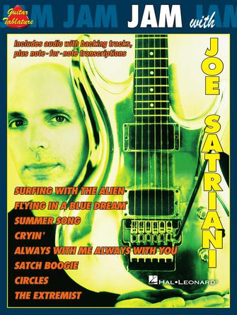 Product Cover for Jam with Joe Satriani