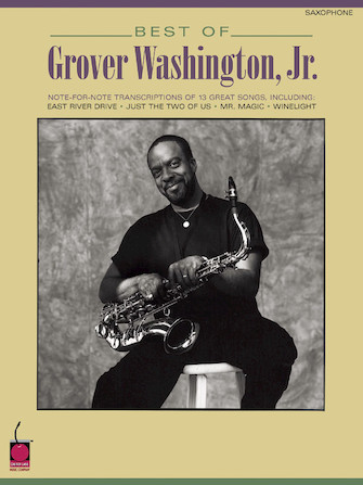 Product Cover for Best of Grover Washington, Jr.