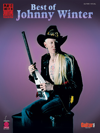 Product Cover for Best of Johnny Winter