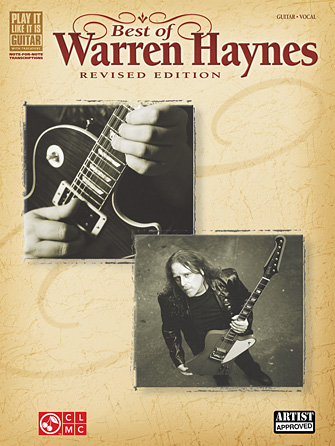 Product Cover for Best of Warren Haynes – Revised Edition