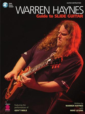Product Cover for Warren Haynes – Guide to Slide Guitar