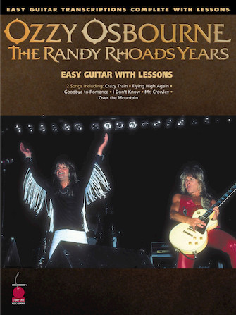 Product Cover for Ozzy Osbourne – The Randy Rhoads Years