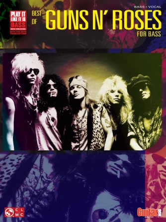 Product Cover for Best of Guns N' Roses for Bass
