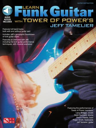 Product Cover for Learn Funk Guitar with Tower of Power's Jeff Tamelier