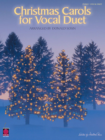 Product Cover for Christmas Carols for Vocal Duet