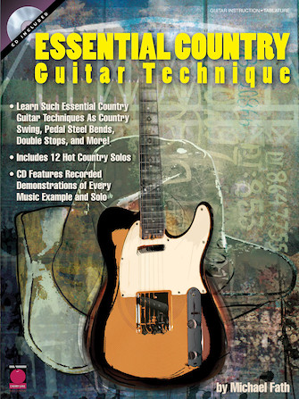 Product Cover for Essential Country Guitar Technique