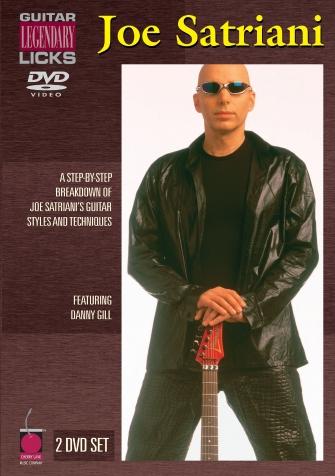 Product Cover for Joe Satriani