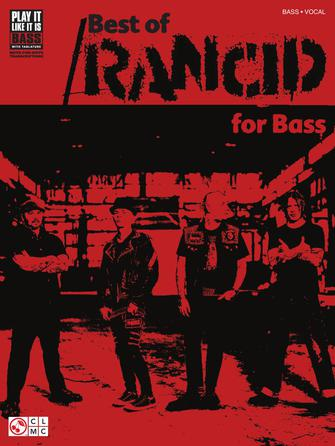 Product Cover for Best of Rancid for Bass