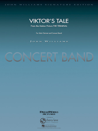 """Product Cover for Viktor's Tale (from """"The Terminal"""")"""