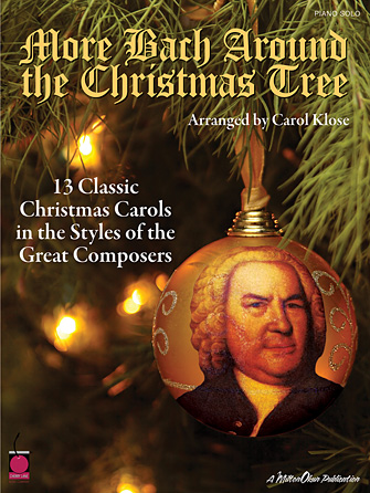 Product Cover for More Bach Around the Christmas Tree