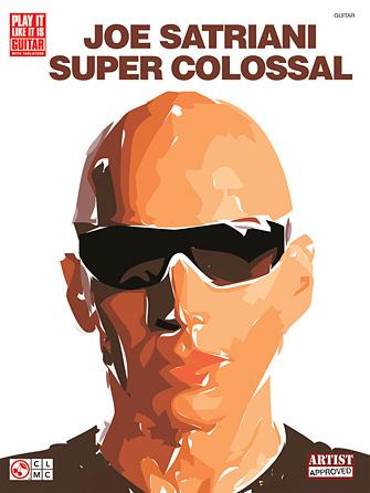 Product Cover for Joe Satriani – Super Colossal