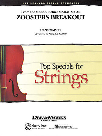 Product Cover for Zoosters Breakout (from Madagascar)