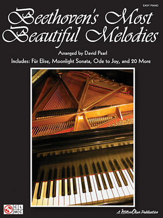 Product Cover for Beethoven's Most Beautiful Melodies