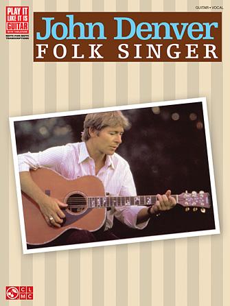 Product Cover for John Denver – Folk Singer