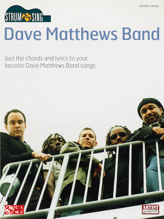 Product Cover for Strum & Sing Dave Matthews Band