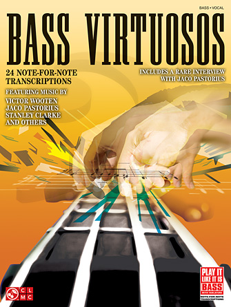 Product Cover for Bass Virtuosos