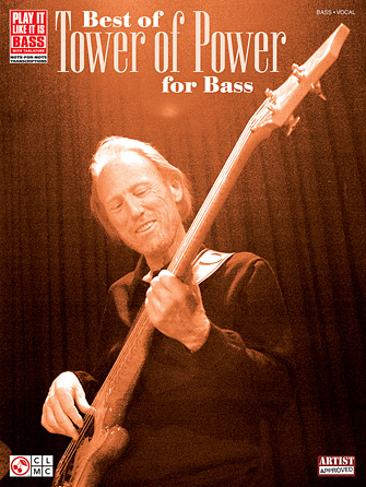 Product Cover for Best of Tower of Power for Bass