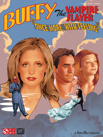 Product Cover for Buffy the Vampire Slayer – Once More with Feeling