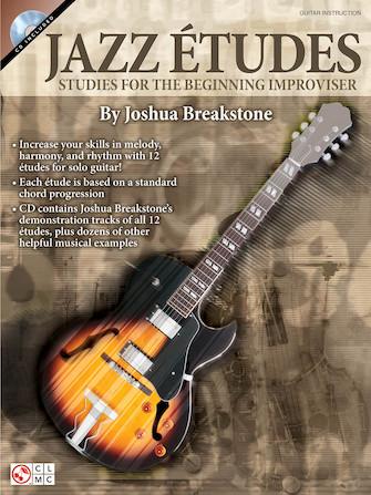 Product Cover for Jazz Études
