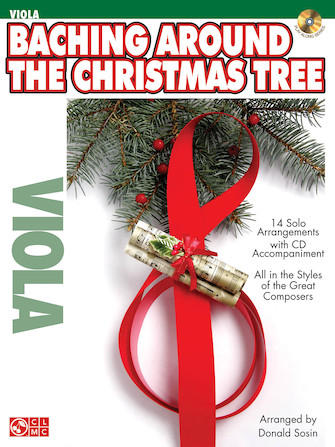 Product Cover for Baching Around the Christmas Tree