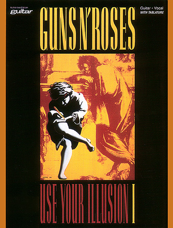 Product Cover for Guns N' Roses – Use Your Illusion I