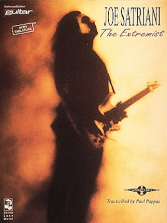 Product Cover for Joe Satriani – The Extremist