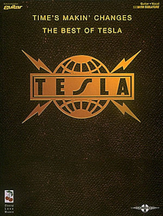Product Cover for Tesla – Time's Makin' Changes
