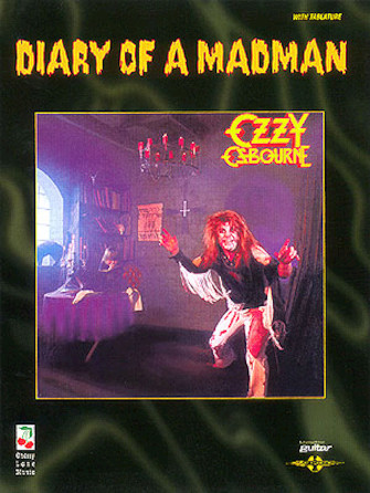 Product Cover for Ozzy Osbourne – Diary of a Madman