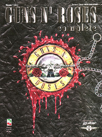 Product Cover for Guns N' Roses Complete