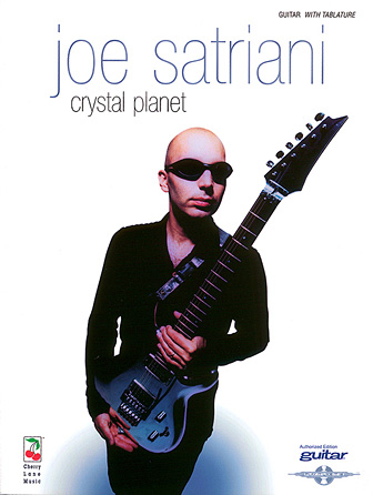 Product Cover for Joe Satriani – Crystal Planet