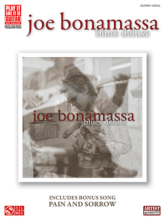 Product Cover for Joe Bonamassa – Blues Deluxe