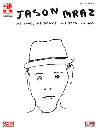 Product Cover for Jason Mraz – We Sing, We Dance, We Steal Things.