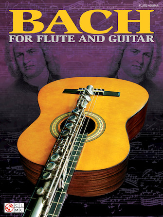 Product Cover for Bach for Flute and Guitar