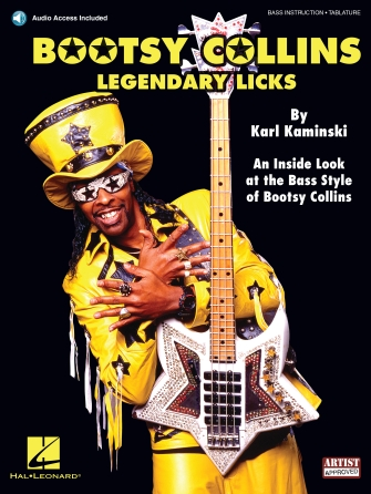 Product Cover for Bootsy Collins Legendary Licks