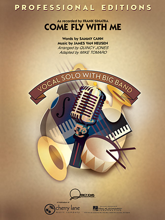 Product Cover for Come Fly with Me (Key: Bb)