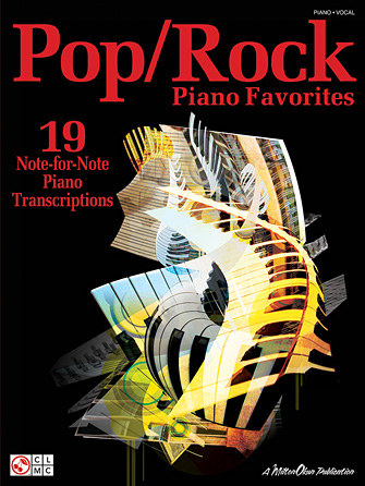 Product Cover for Pop/Rock Piano Favorites