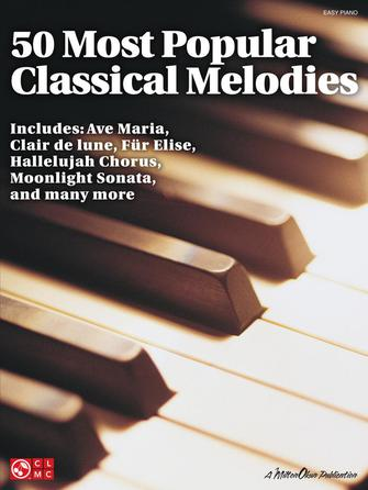 Product Cover for 50 Most Popular Classical Melodies