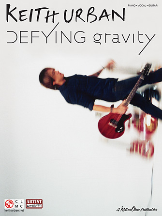 Product Cover for Keith Urban – Defying Gravity