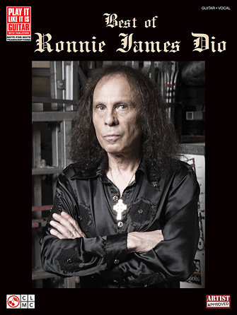 Product Cover for Best of Ronnie James Dio