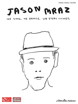 Product Cover for Jason Mraz – We Sing. We Dance. We Steal Things.