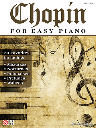Product Cover for Chopin for Easy Piano