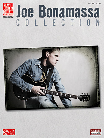 Product Cover for Joe Bonamassa Collection